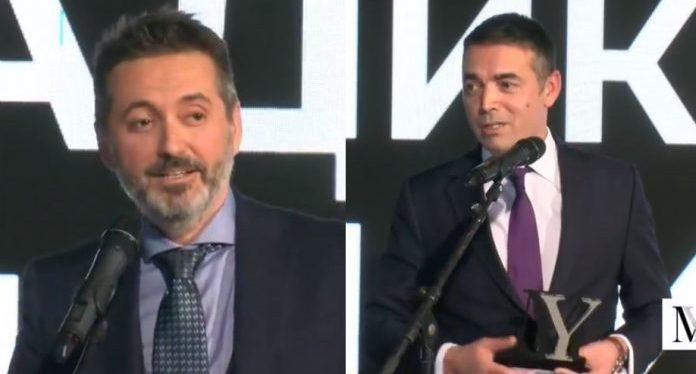 Избран маж за 2018 во Македонија: Владимир Чадиковски – маж на годината, Димитров избран за маж со најдобар стил